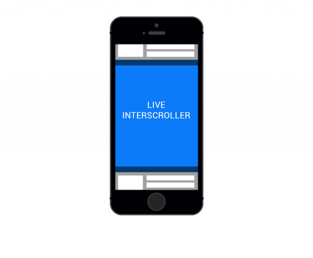 Live Interscroller